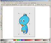 Inkscape: SVG-Objekt importieren