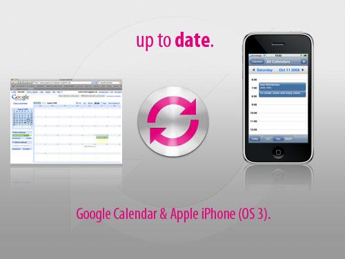 Google Calendar und iPhone