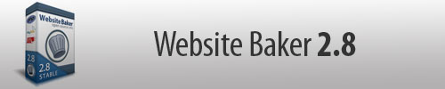 WebsiteBaker 2.8