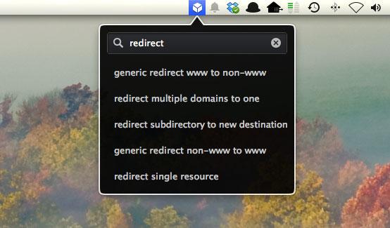 Mit der CodeBar von CodeBox stehen alle Snippets jederzeit ohne Fensterwechsel zur Verfügung.