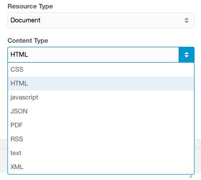 Resourcen in MODX® können nicht nur HTML ausgeben